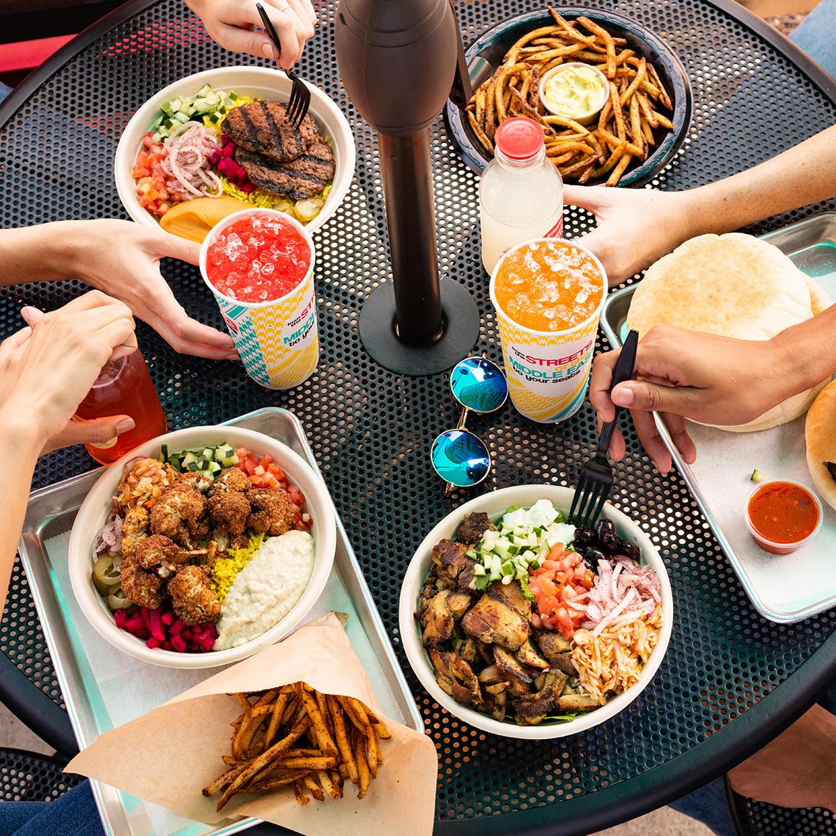 Bezoria Mideast Street Eats   Exchange @ Gwinnett