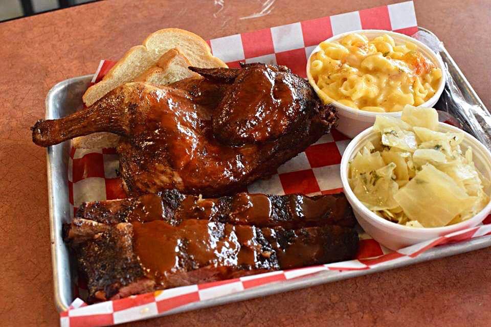 Hattie Marie's Texas Style BBQ   Exchange @ Gwinnett