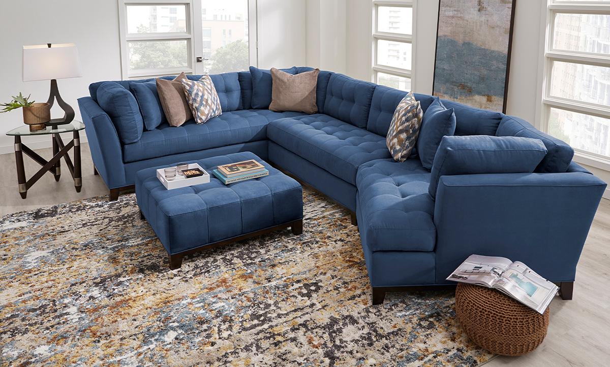 Metropolis Way Living Room   Rooms to Go   Exchange @ Gwinnett