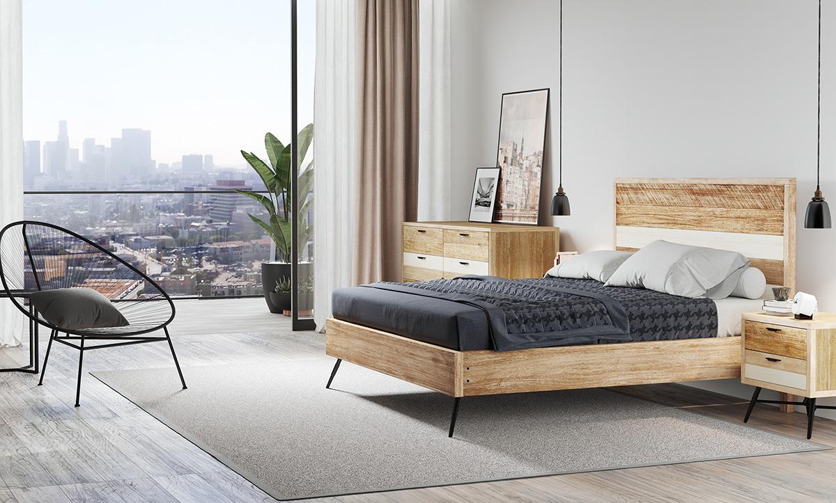 Midtown Loft Bedroom   Rooms to Go   Exchange @ Gwinnett