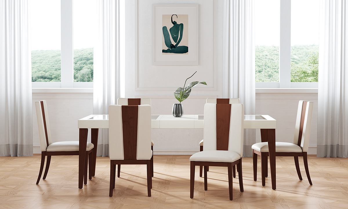 Savona Dining Room   Rooms to Go   Exchange @ Gwinnett