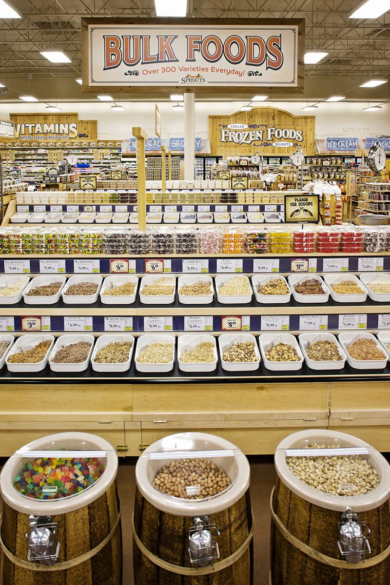 Bulk Nuts, Grains, Spices | Sprouts Farmers Market | Exchange @ Gwinnett