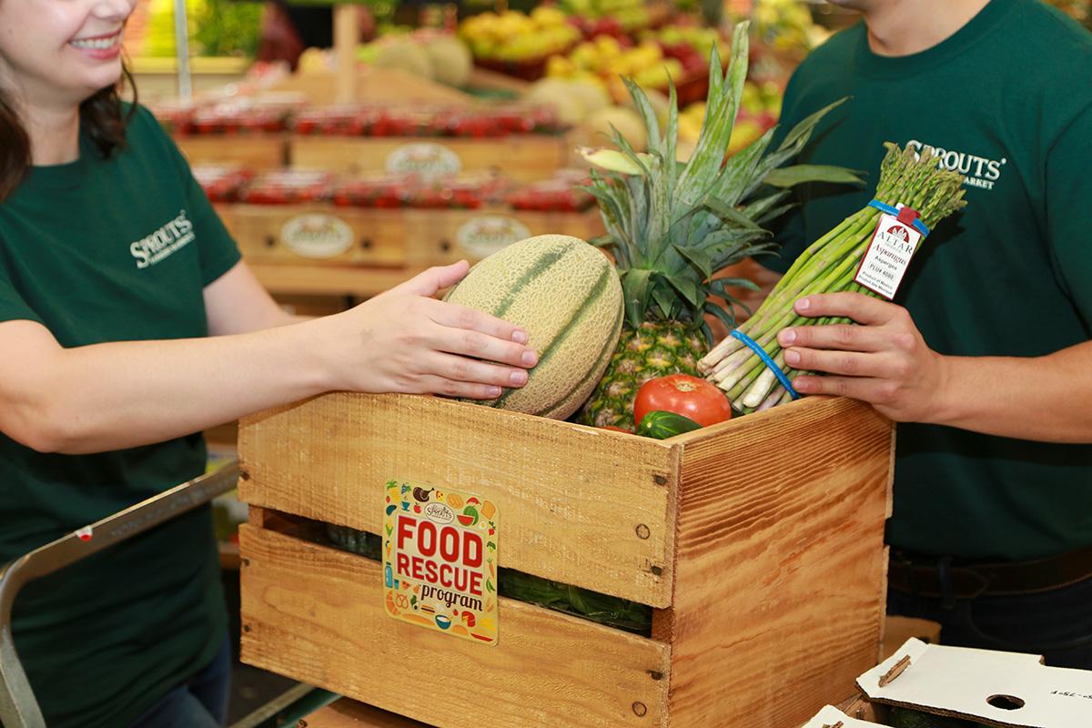 Food Rescue Programs | Sprouts Farmers Market | Exchange @ Gwinnett
