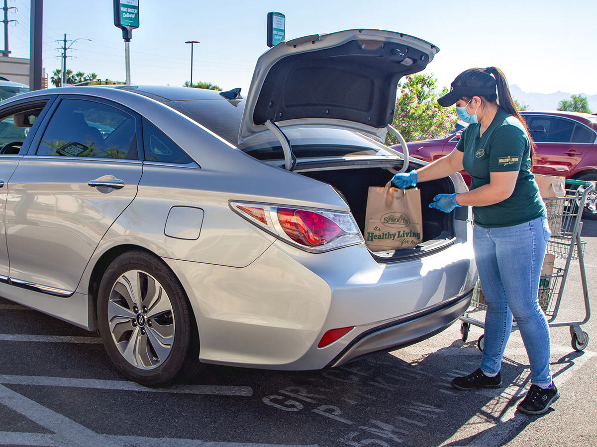 Convenient Grocery Pick-Up | Sprouts Farmers Market | Exchange @ Gwinnett