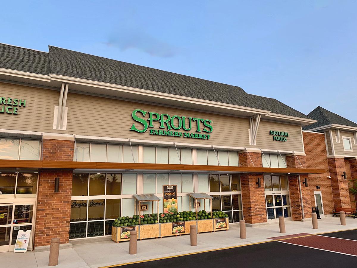Store Exterior | Sprouts Farmers Market | Exchange @ Gwinnett