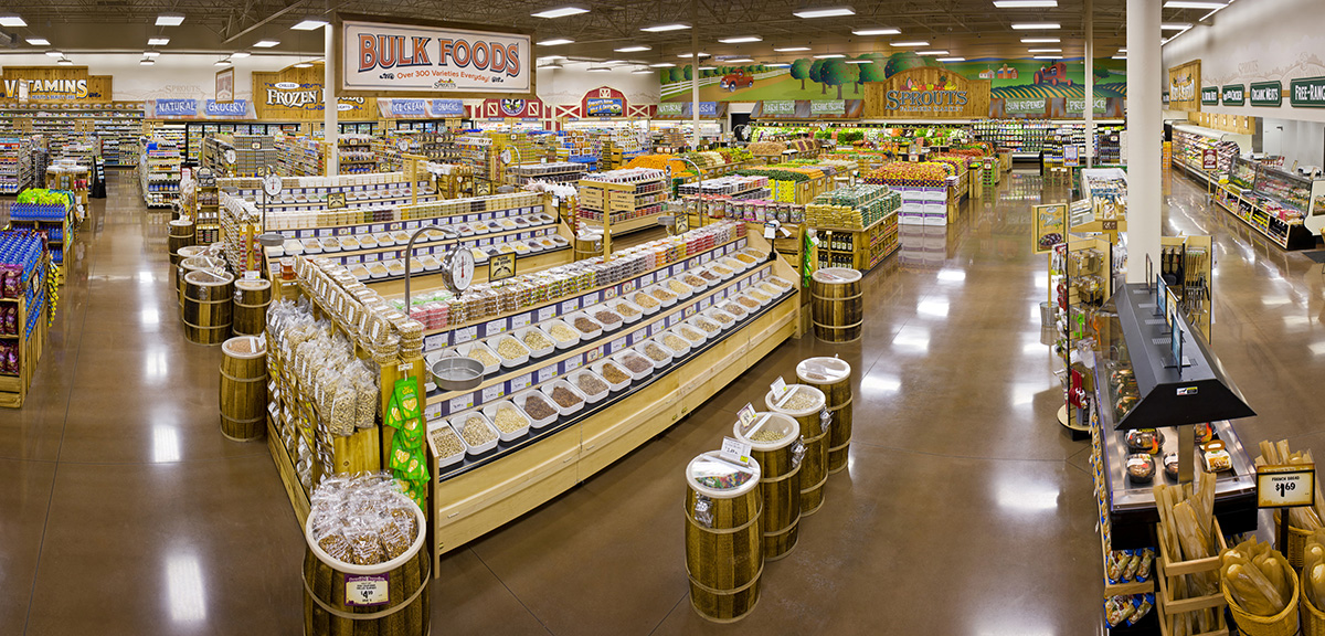 Bulk Nuts, Grains and More | Sprouts Farmers Market | Exchange @ Gwinnett
