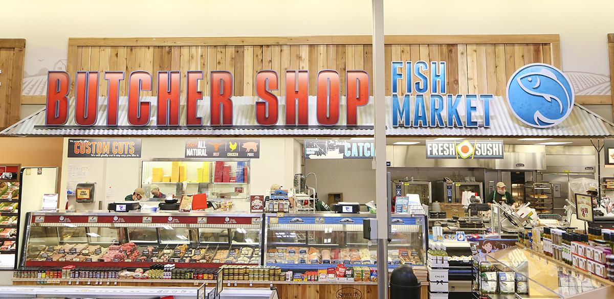 Butcher Shop & Fish Market | Sprouts Farmers Market | Exchange @ Gwinnett