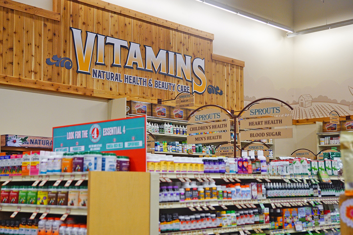 Vitamins and Supplements | Sprouts Farmers Market | Exchange @ Gwinnett