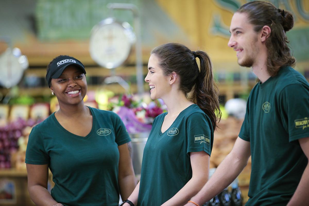 Friendly Team Members | Sprouts Farmers Market | Exchange @ Gwinnett