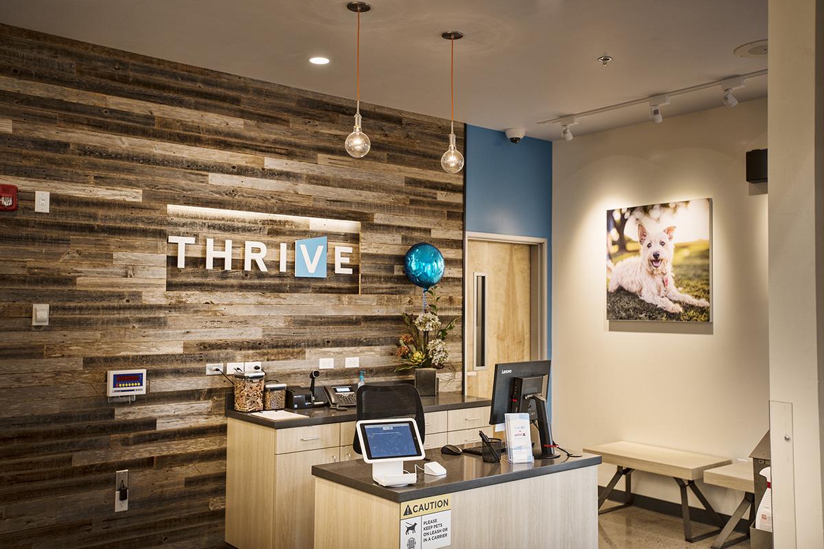 Thrive Affordable Vet Care   Exchange @ Gwinnett