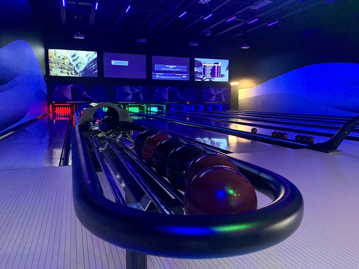 Bowling Lanes | Andretti Indoor Karting & Games | Exchange @ Gwinnett