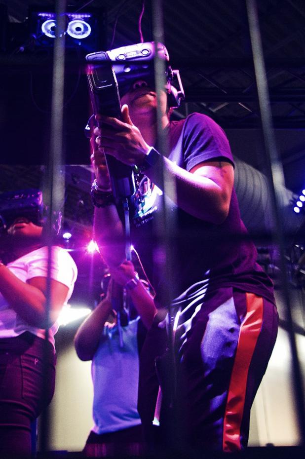 Hologate VR Experience | Andretti Indoor Karting & Games | Exchange @ Gwinnett