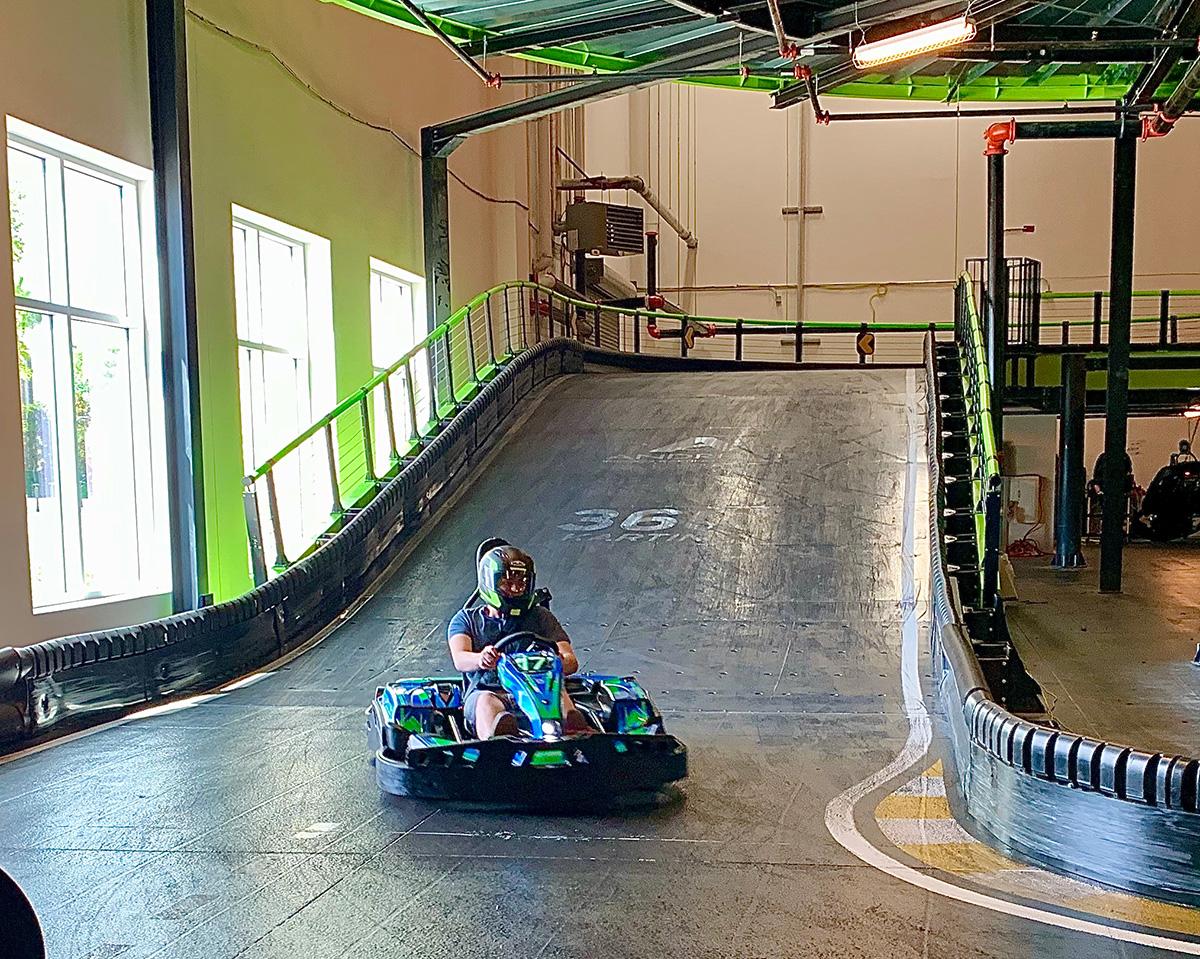 Indoor Karting Track | Andretti Indoor Karting & Games | Exchange @ Gwinnett