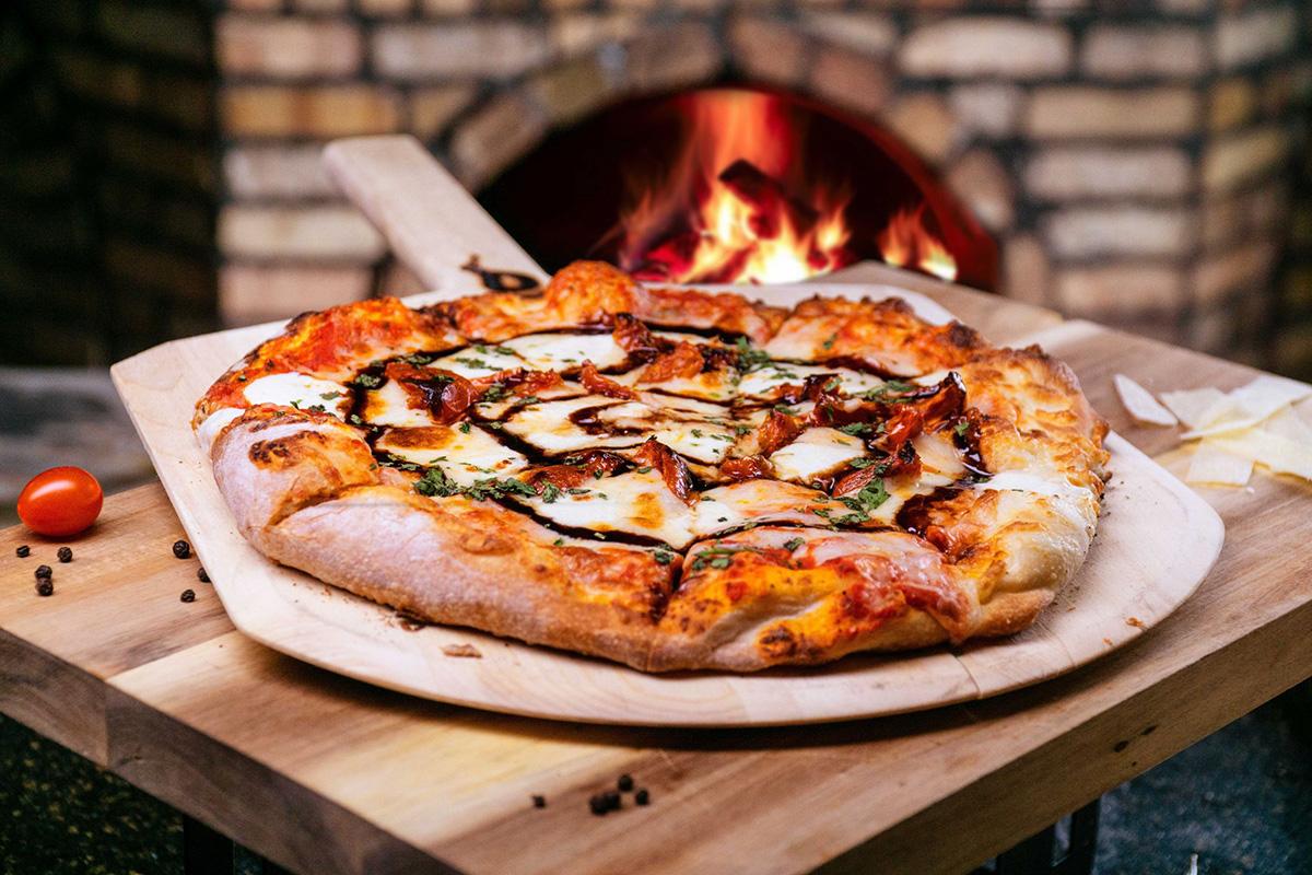 Brick Oven Pizza | Andretti Indoor Karting & Games | Exchange @ Gwinnett