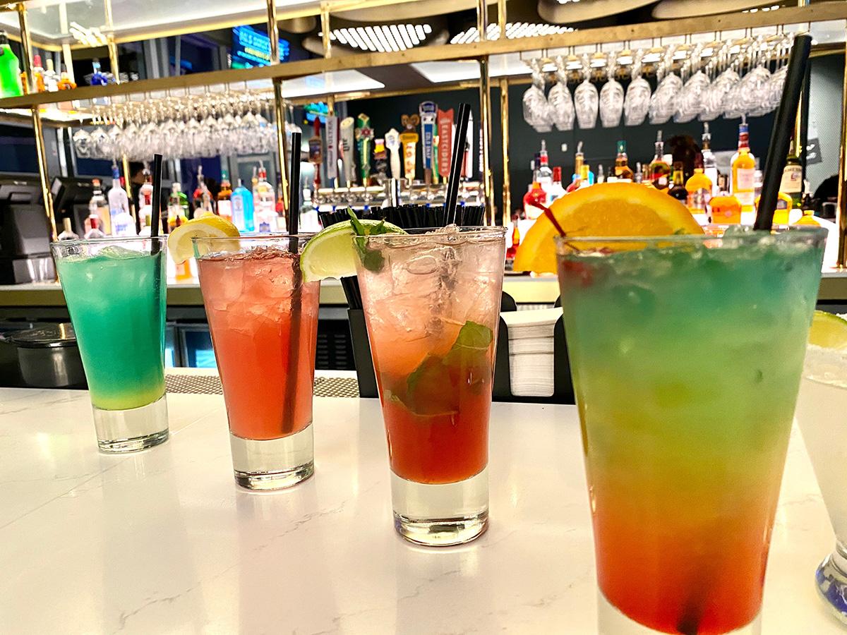 Specialty Cocktails | Andretti Indoor Karting & Games | Exchange @ Gwinnett