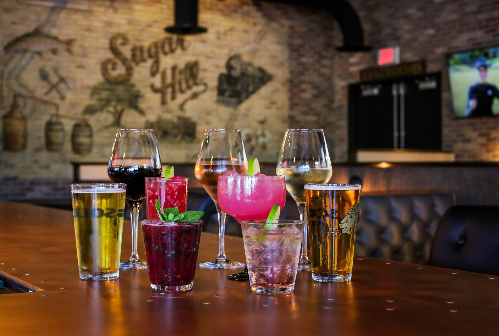 Beer & Specialty Cocktails | Central City Tavern | Exchange @ Gwinnett