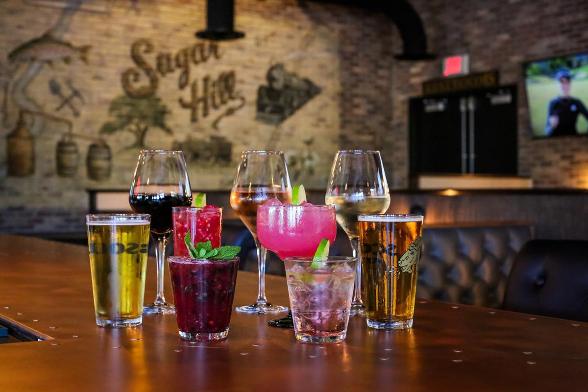 Beer, Wine & Specialty Cocktails | Central City Tavern | Exchange @ Gwinnett
