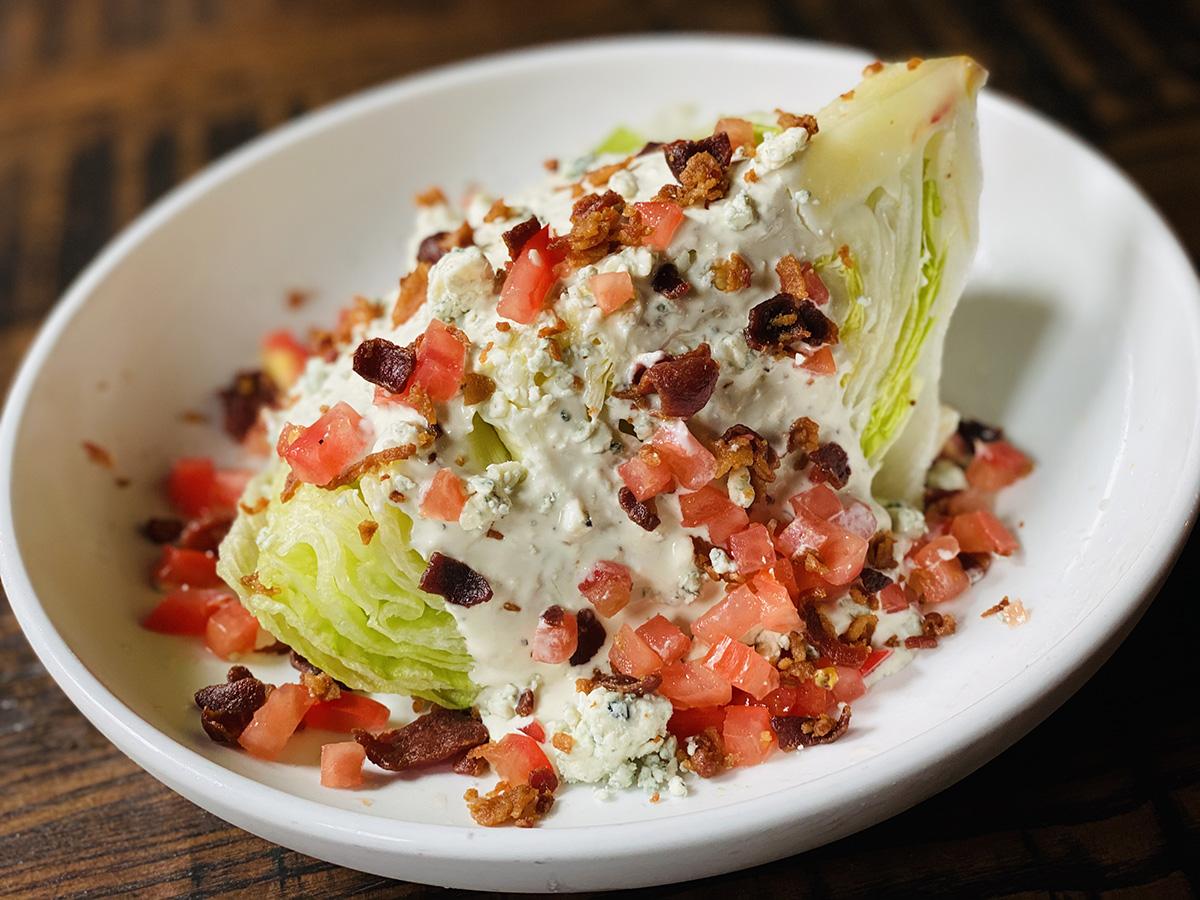 Wedge Salad | Central City Tavern | Exchange @ Gwinnett