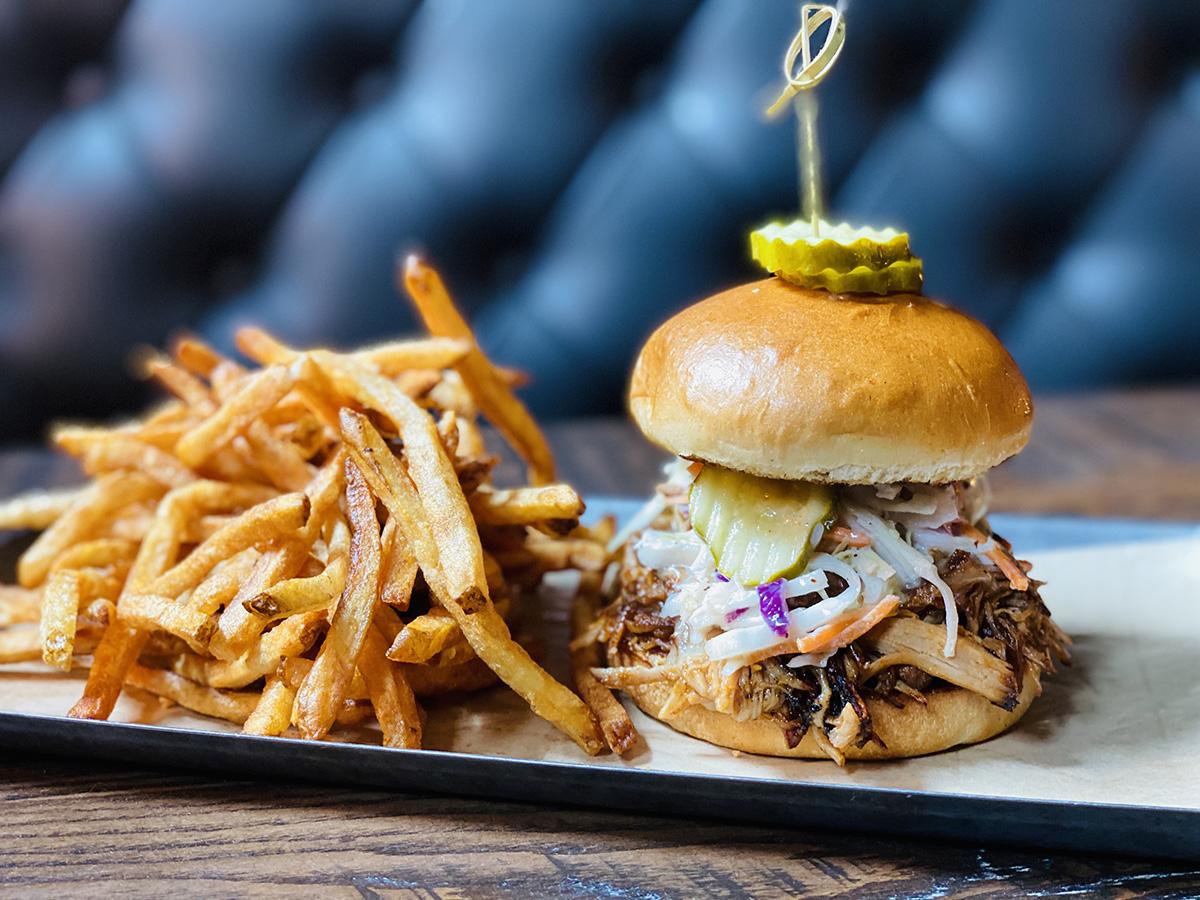 Upscale Pub-Inspired Menu | Central City Tavern | Exchange @ Gwinnett