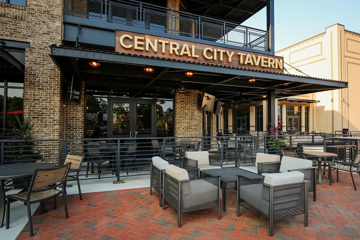 A Modern Sports Tavern | Central City Tavern | Exchange @Gwinnett