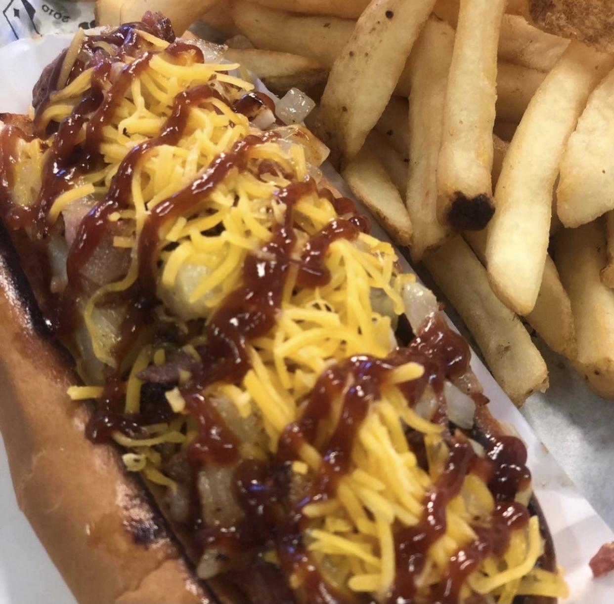 The Original Hot Dog Factory   Exchange Food Hall   Exchange @ Gwinnett
