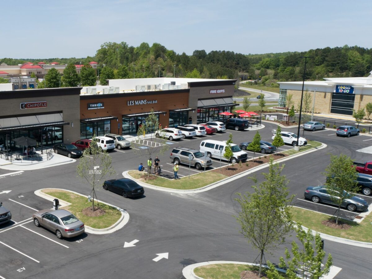 Exchange at Gwinnett   Buford, GA   Fuqua Development