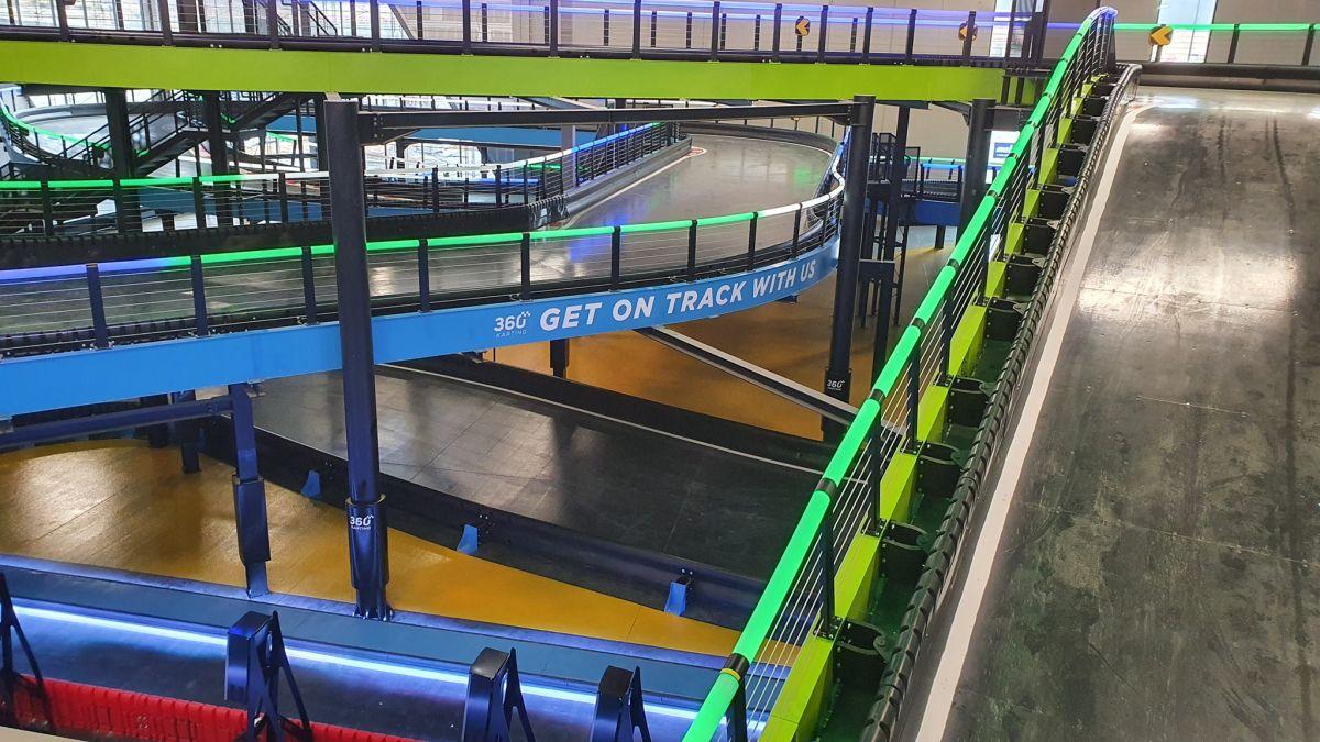 Andretti Indoor Karting & Games   Exchange @ Gwinnett